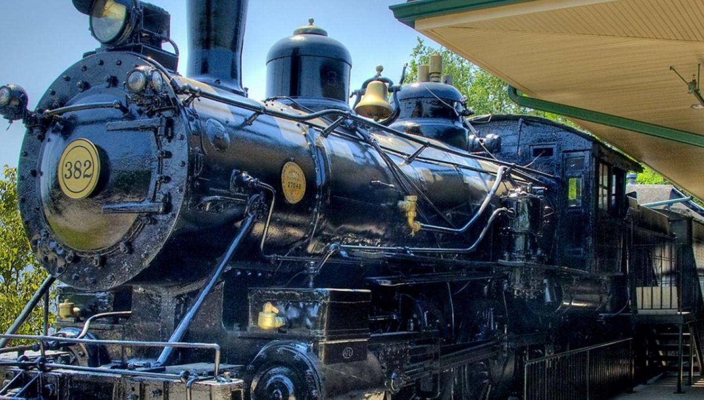 Casey Jones Home & Railroad Museum in Jackson, TN