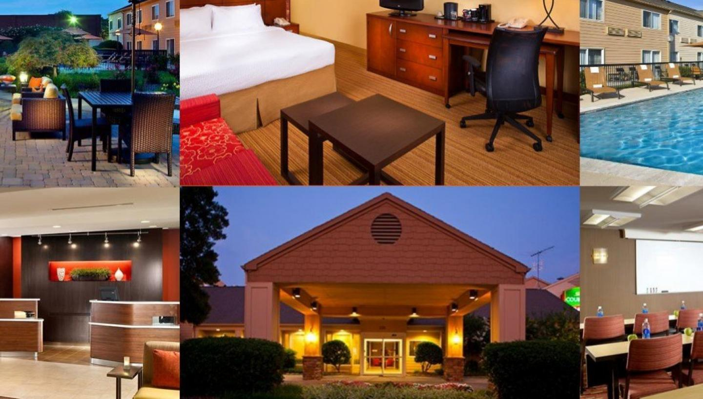 Chattanooga Courtyard by Marriott at Hamilton Place