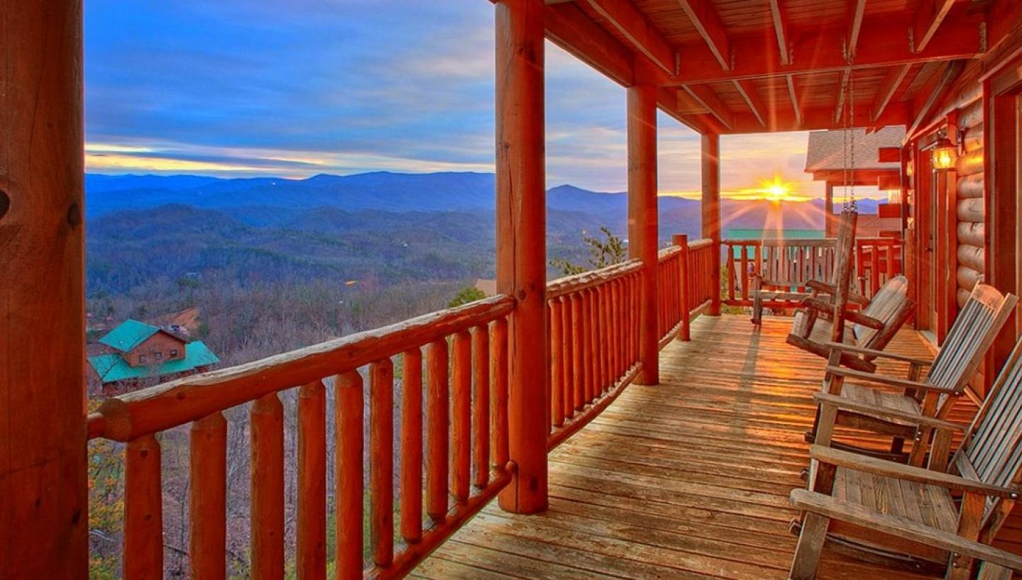 majestic mountain vacations in pigeon forge tn