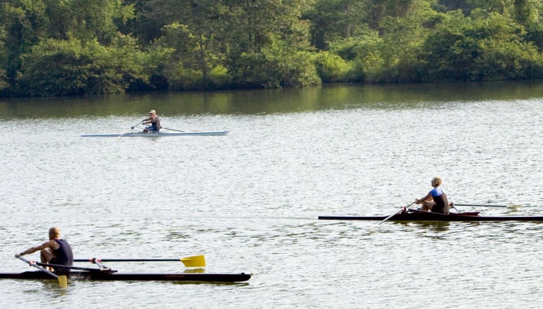 Oak Ridge Rowing Course