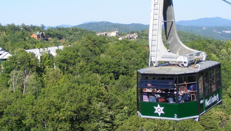 ober gatlinburg amusement park & ski area in gatlinburg, tn