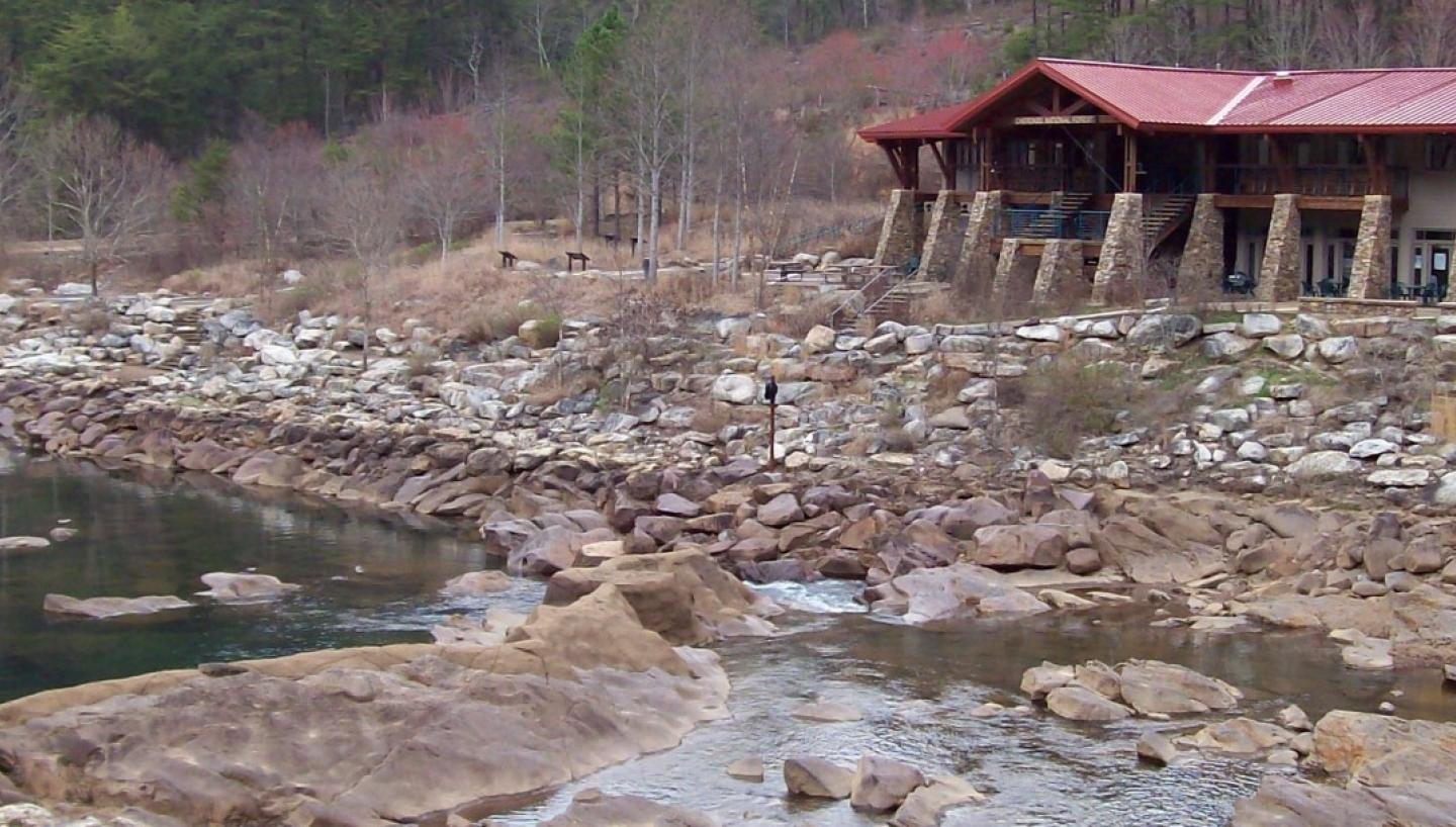 Ocoee Whitewater Center In Copperhill Tn Tennessee Vacation