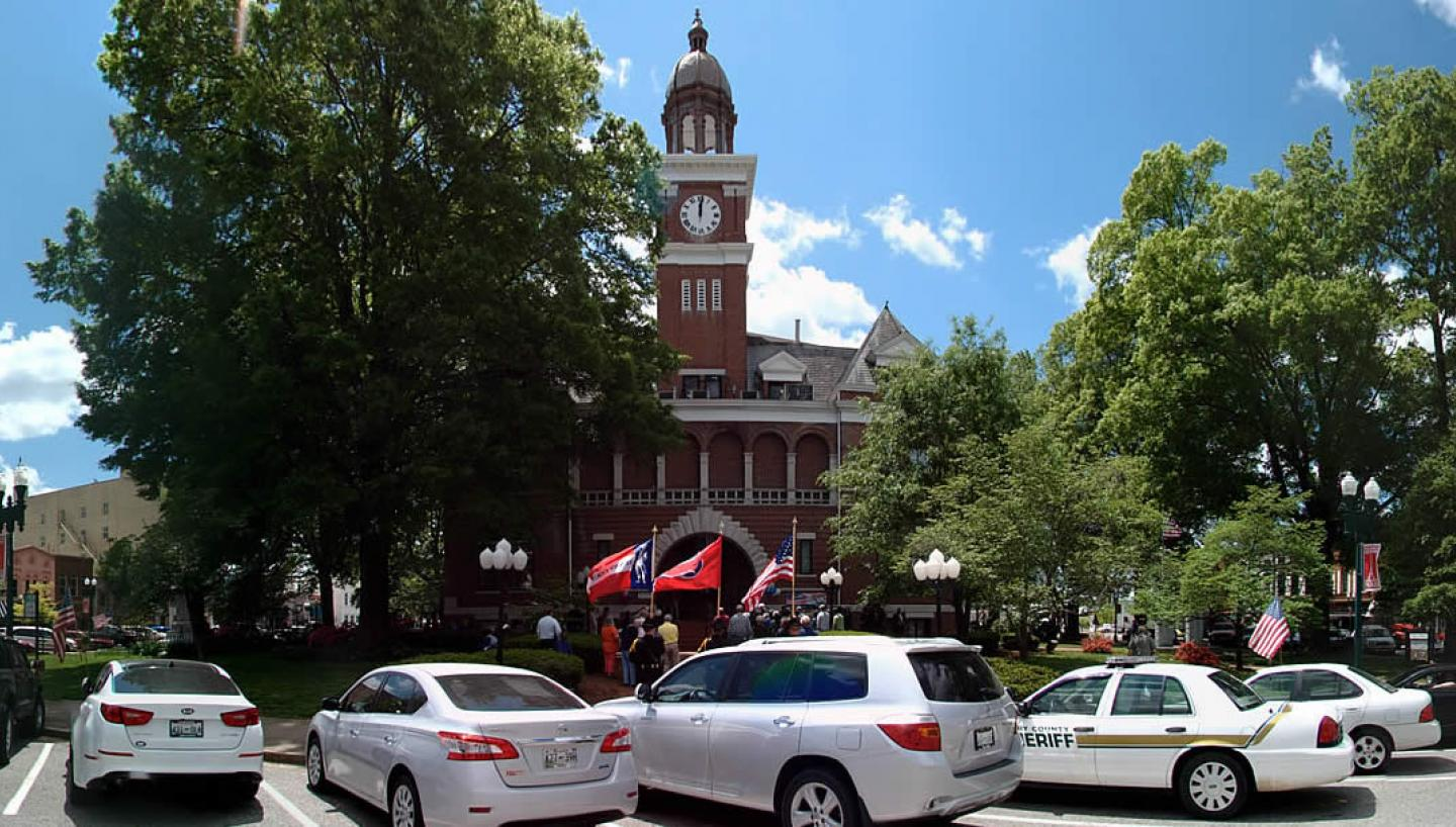 Plan A Road Trip >> Paris Tennessee Virtual Tour in Paris, TN - Tennessee Vacation