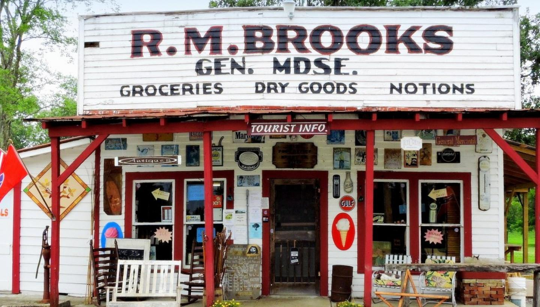 R. M. Brooks Store