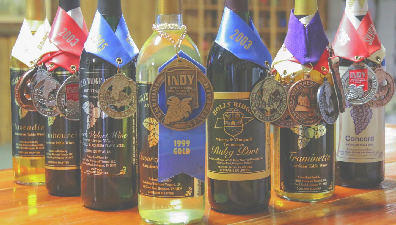 Holly Ridge Winery
