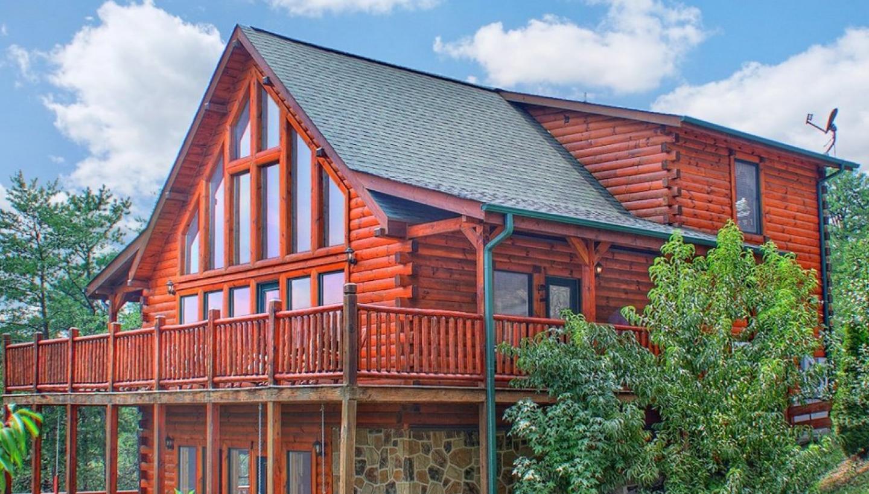 Wyndham vacation rentals in gatlinburg tn tennessee for Cabin rentals of gatlinburg