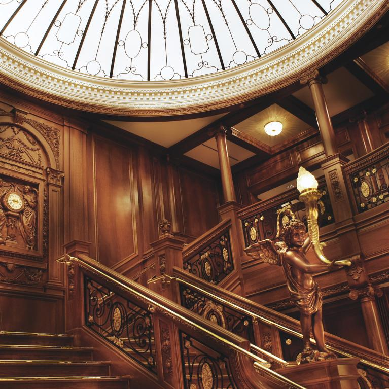 Walk the Grand Staircase