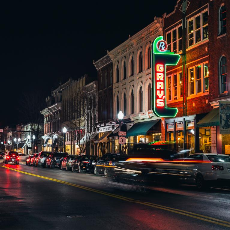 Rooted in Americana, Franklin, Tennessee is home to a Great American Main Street, live music, history, culture, and more.