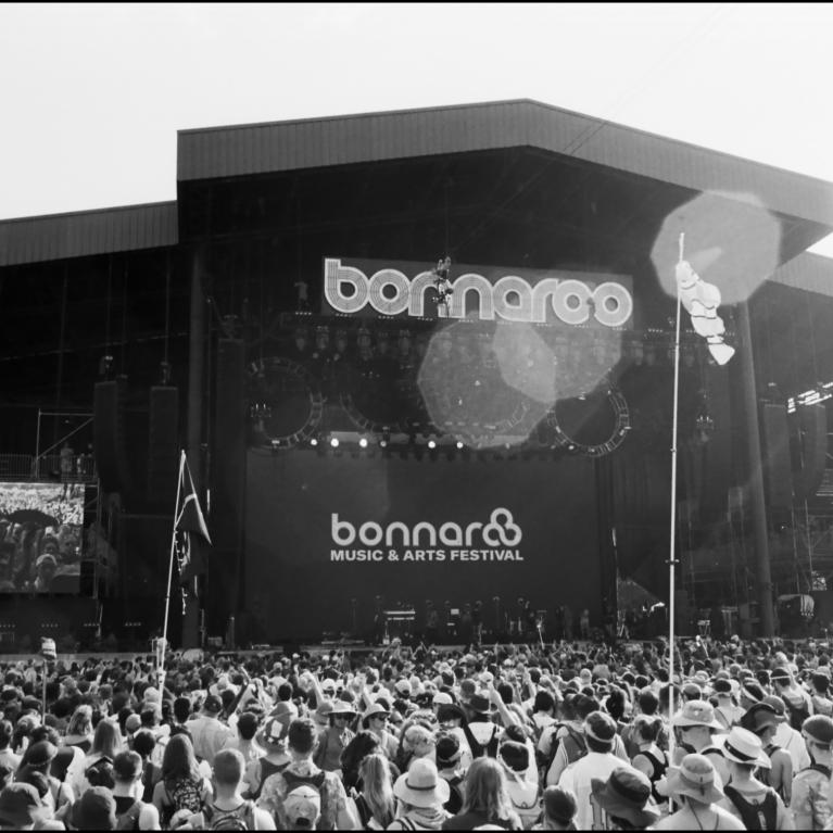 Bonnaroo Music & Arts Festival Main Stage