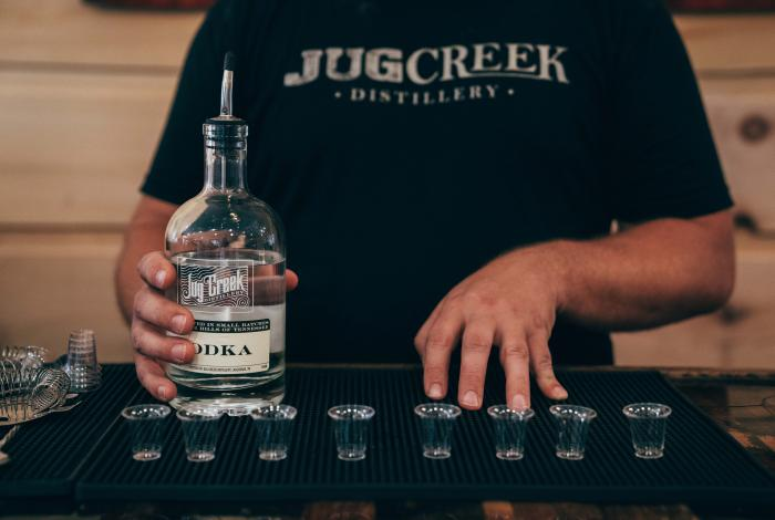Jug Creek Distillery