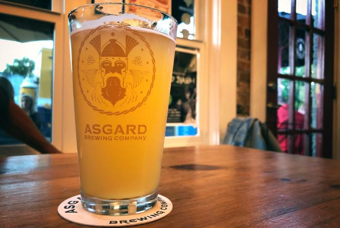 Asgard Brewing Company in Columbia, Tennessee
