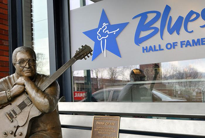 Blues Hall of Fame in Memphis TN