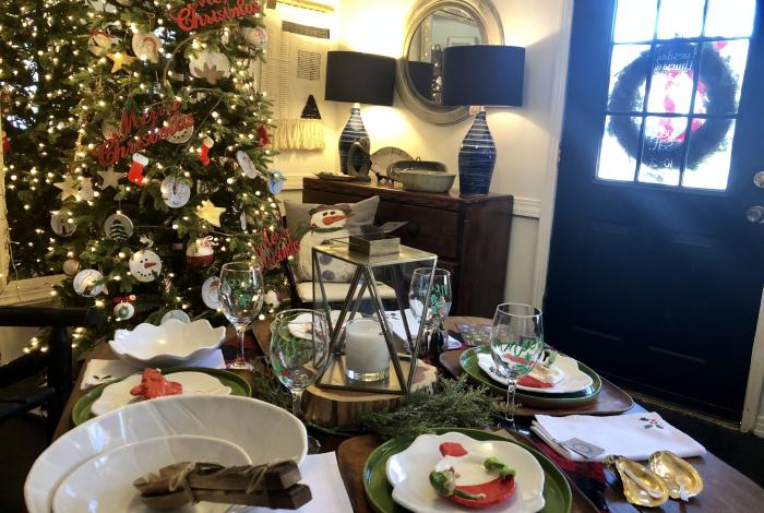 A Holiday In Savannah, Tennessee