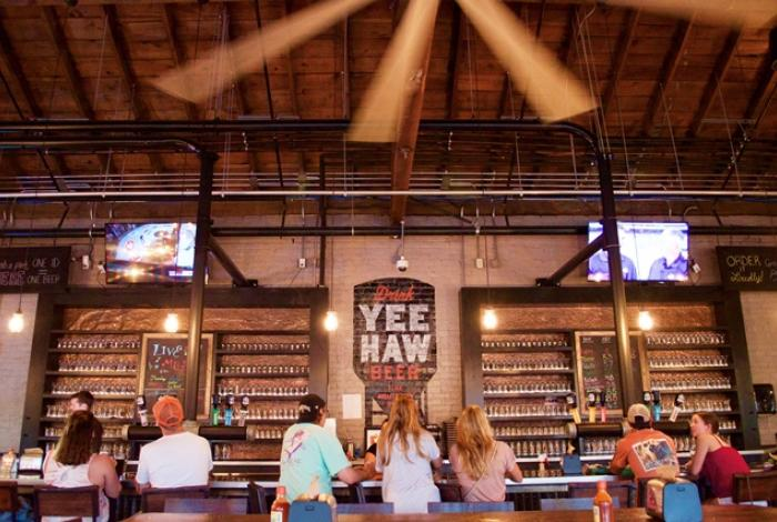 Yee Haw Brewing in Johnson City