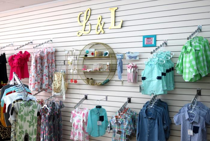 Little girl dresses at Lyla & Lane