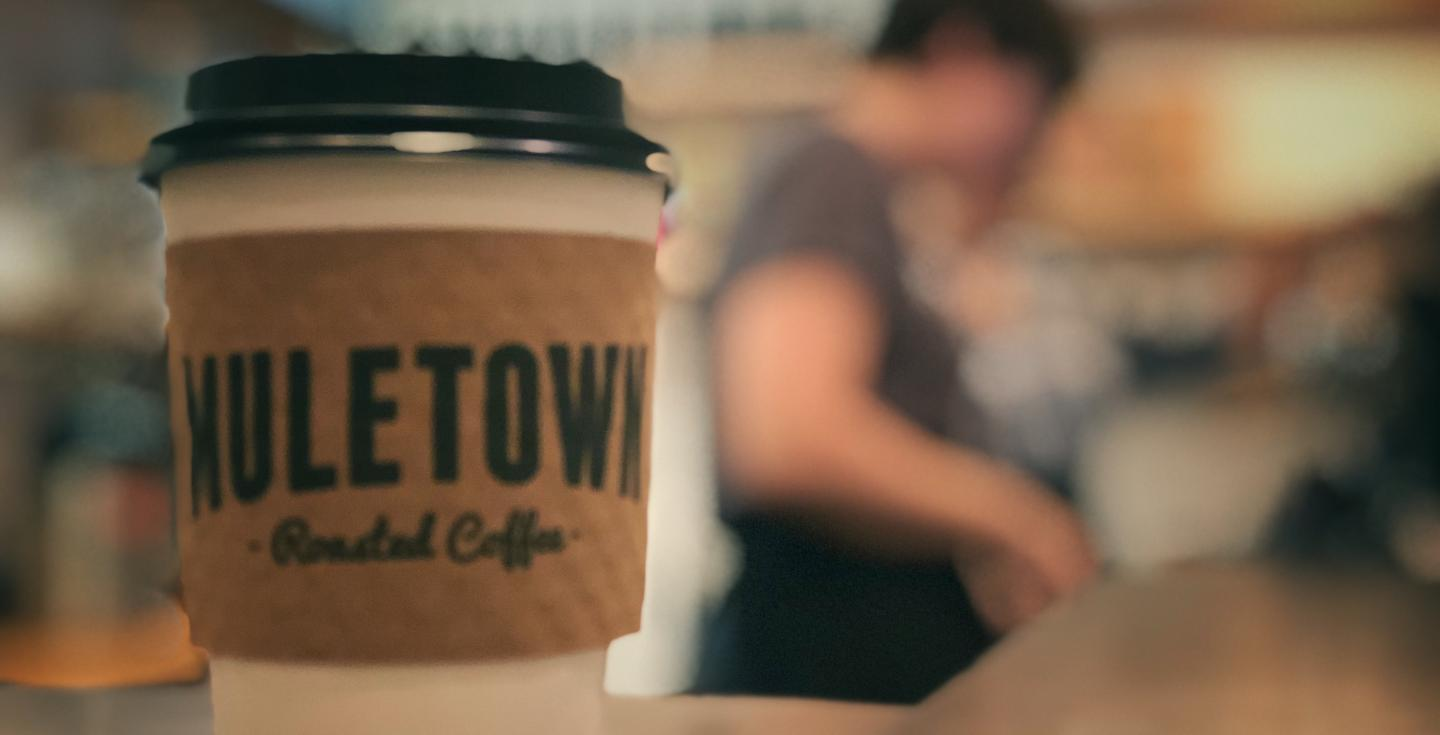 Muletown Coffee in Columbia, Tennessee