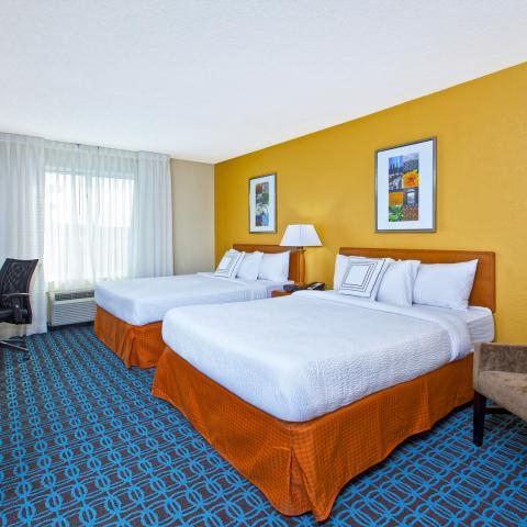 Fairfield Inn & Suites Chattanooga South/ East Ridge