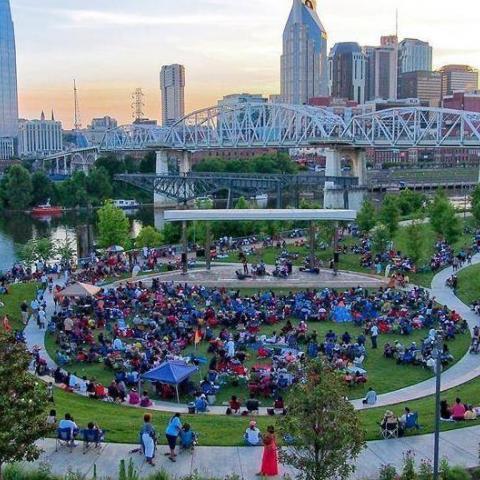 Find Free Music in Nashville