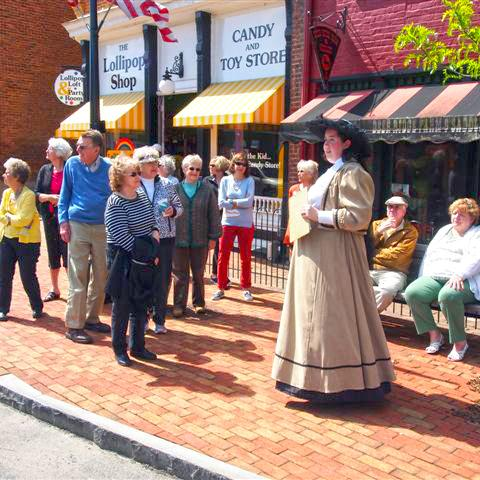 Jonesborough: Homespun Tales and Adventures in Tennessee's Oldest Town