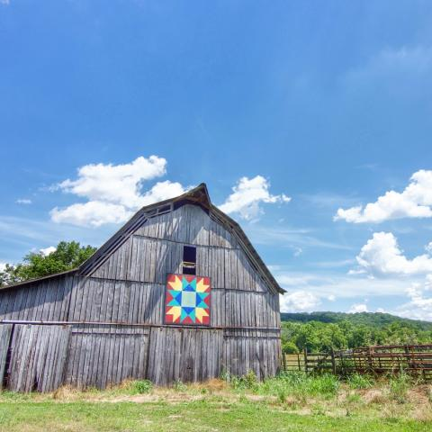 Tennessee's Rural Roads: Home to the Appalachian Quilt Trail