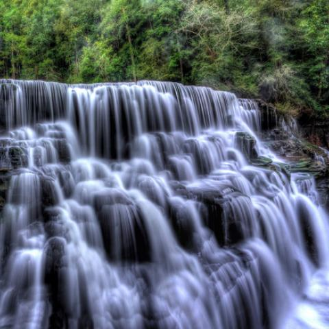 9 Secret Waterfalls in Tennessee