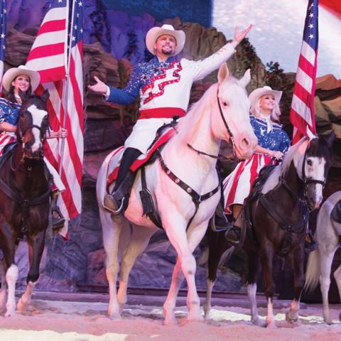 Dixie Stampede: A Dazzling Display of Family Tradition and the American Spirit