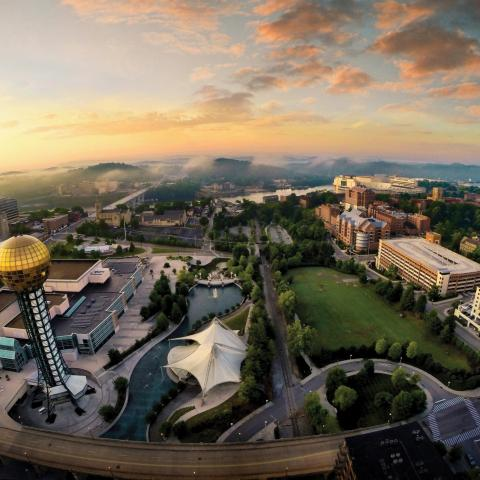 How Kelsea Ballerini Experiences Knoxville, Tennessee