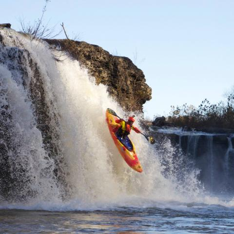 Navigate TN Waters like Olympic Kayaker Eric Jackson