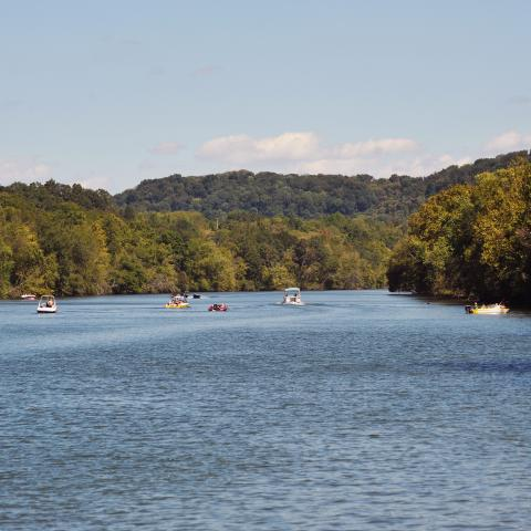 Just Keep Fishing This Autumn and Winter in Tennessee