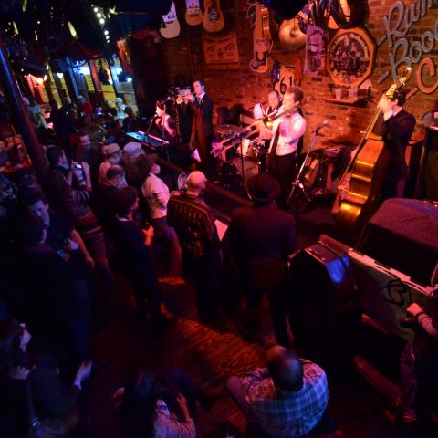 West Tennessee's Must-Visit Music Venues