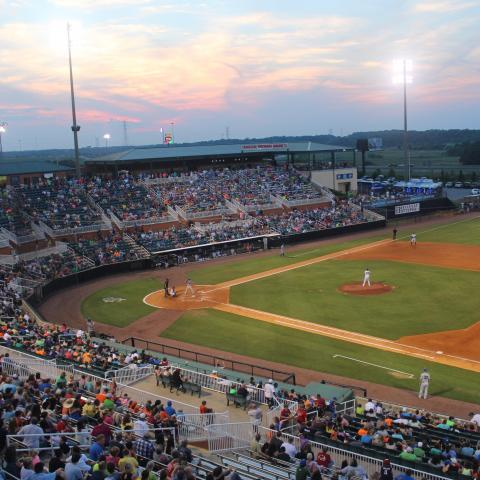 Jackson Generals - A Weekend Itinerary That's A Home Run
