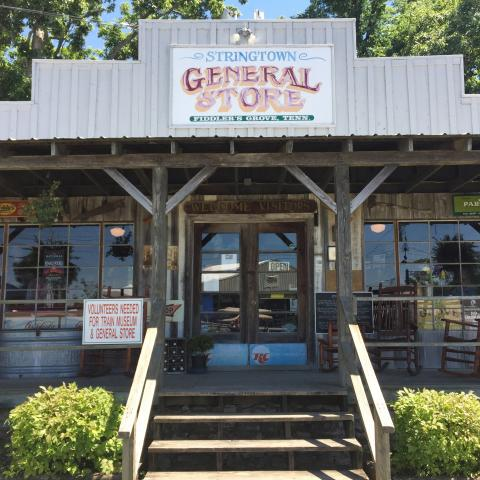 General Store at Fiddlers Grove in Lebanon, TN