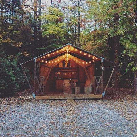 Glamping Spots to Enjoy Tennessee in Comfort