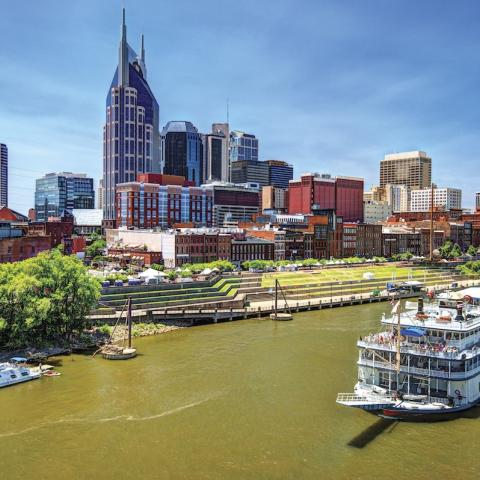 Two Days in Nashville: Summer Edition