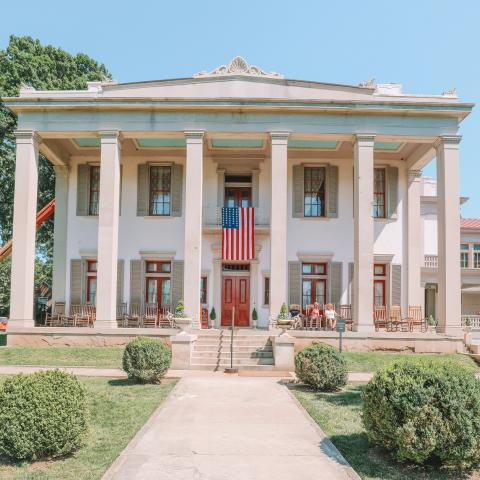 Belle Meade Historic Site and Winery in Nashville TN