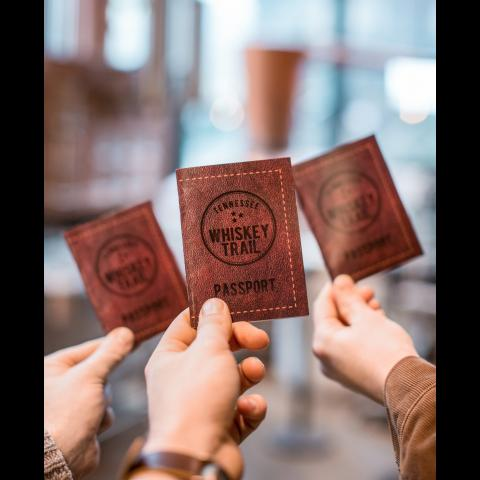 Tennessee Whiskey Trail passport