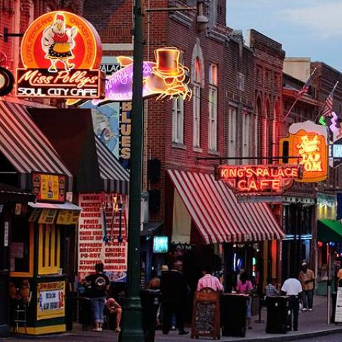 """Travel and Leisure"" says Memphis is more than ""barbecue and Elvis"""