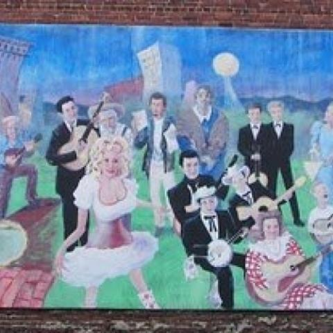 Cradle of Country Music Walking Tour