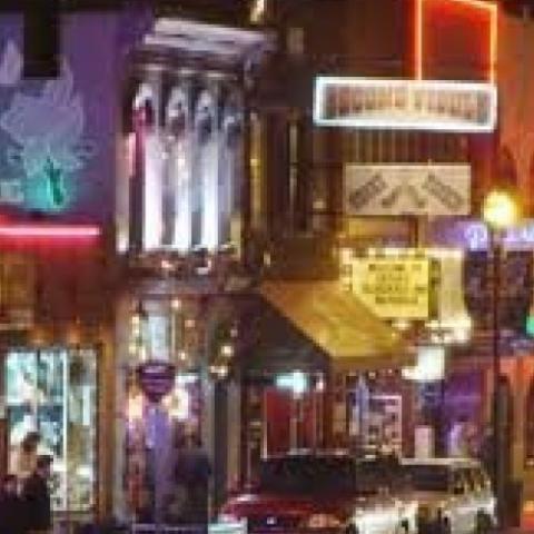 Downtown Nashville Visitor Center