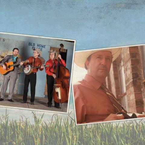 FARM & FUN TIME FT. RALPH STANLEY II & THE CLINCH MOUNTAIN BOYS, DAVID DAVIS & THE WARRIOR RIVER BOYS
