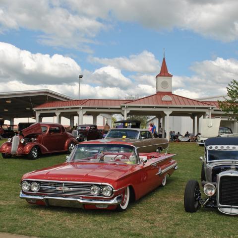 8th Annual Motor Mania Car Show
