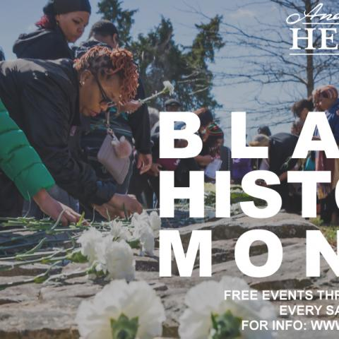Black History Month Memorial Service