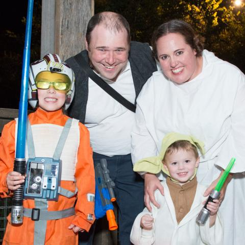Meet Me at the Zoo: Star Wars