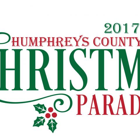 2017 Humphreys County Christmas Parade, 1st Saturday in December