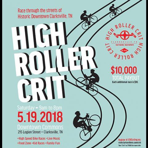 Higher Roller Crit