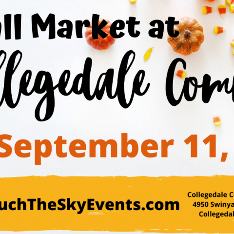 Fall Market Collegedale Commons