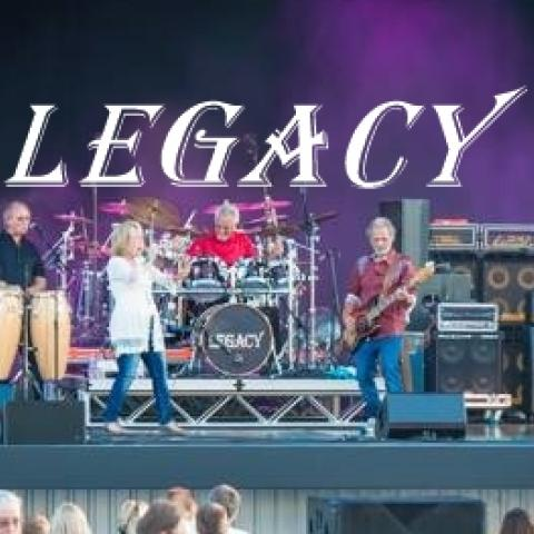 August Music on Main - Legacy (Classic Rock)