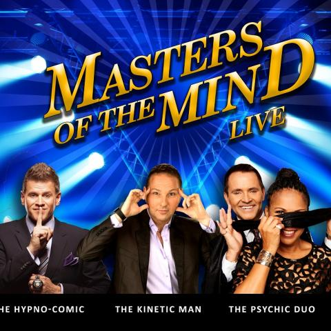Masters of the Mind LIVE at the Niswonger Performing Arts Center