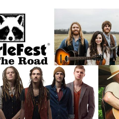 1927 SOCIETY CONCERT: MERLEFEST ON THE ROAD