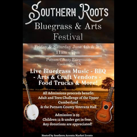 Southern Roots Bluegrass & Arts Festival